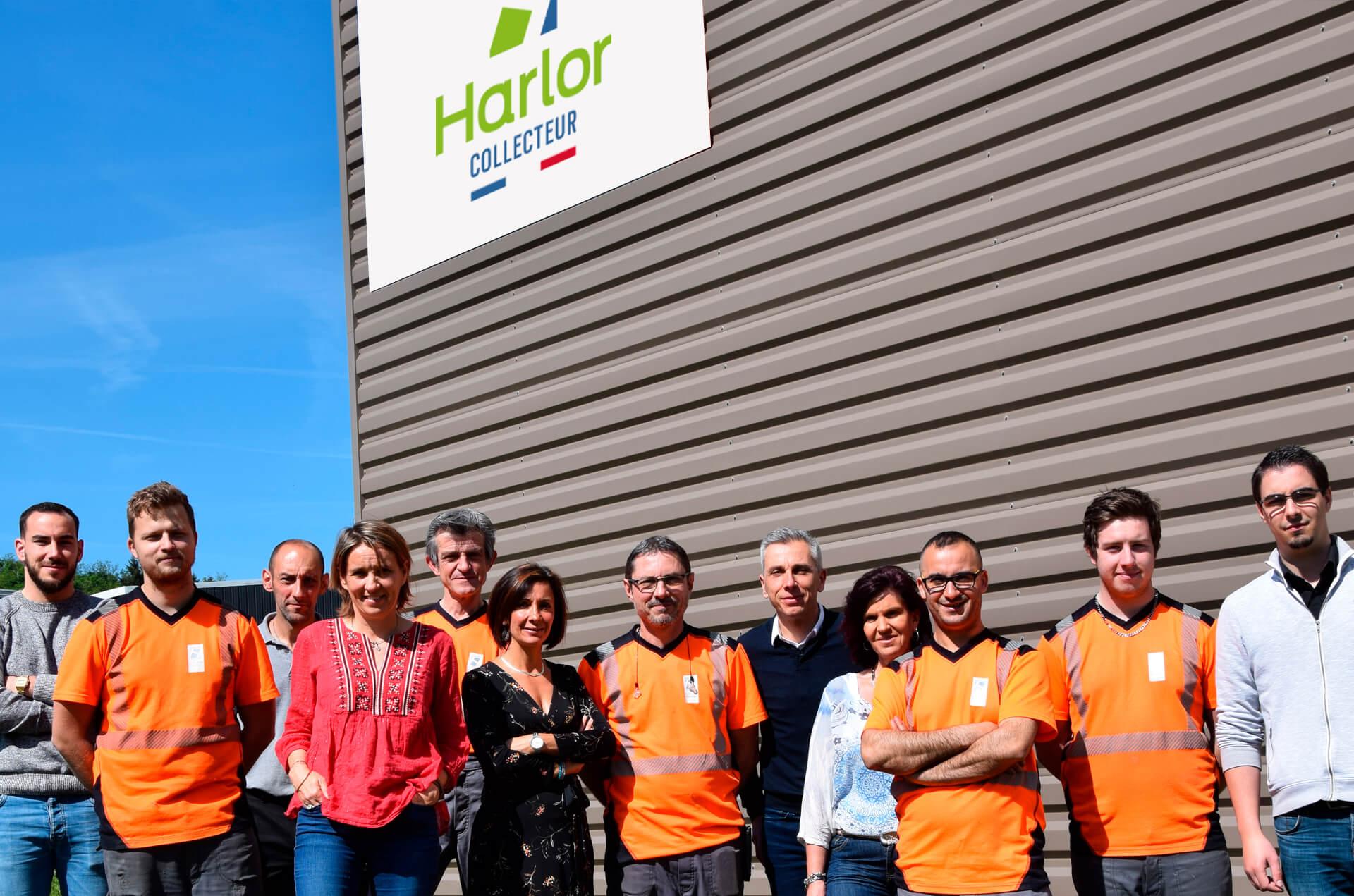 Harlor Collecteur - Notre équipe
